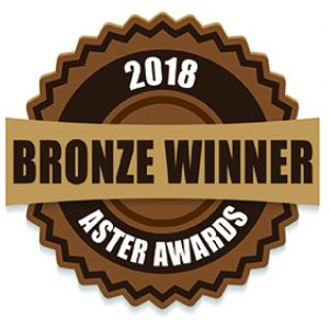 2018 Bronze Aster Award Winner