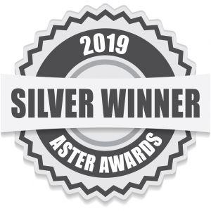 One-time 2019 Silver Aster Award Winner