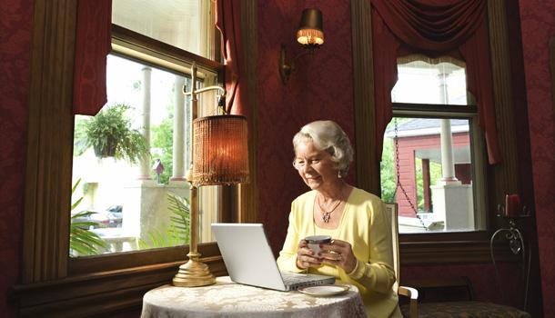 affluent seniors