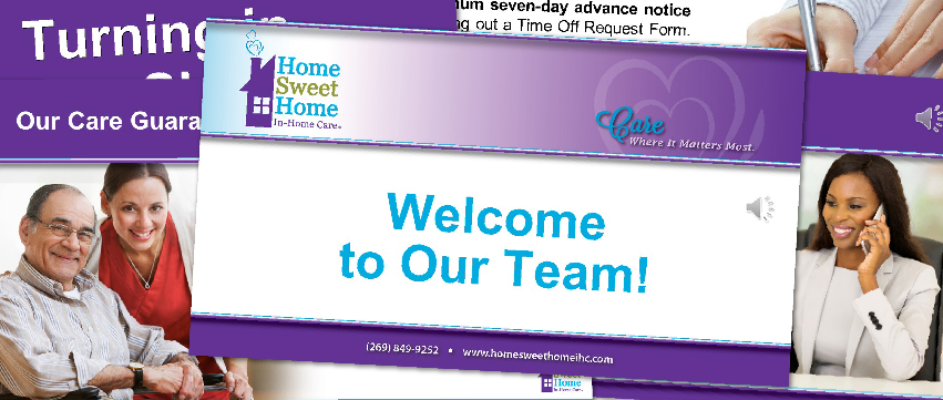 home care marketing presentation