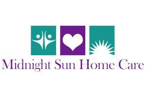 Midnight Sun Home Care website
