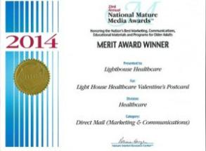 2014 National Mature Media AwardsMerit Winner