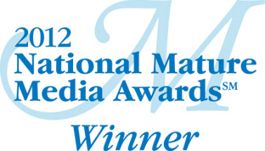 2012 Mature Media Award 'Assisting the Sight Impaired' MOST postcard