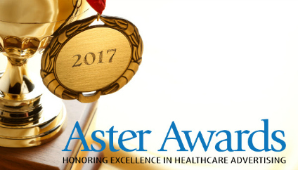 2017 Gold Aster Award WinnerContinuum's Tips for Eating Wellfor Older Adults Flyer