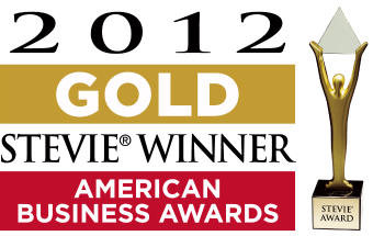 2012 GOLD Stevie Best Non-profit Website in Americafor the Art Alliance for Contemporary Glass Website