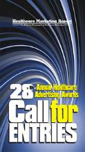 Silver Winner in Logo/LetterheadHealthcare Marketing Report's 28th AnnualHealthcare Advertising Awards