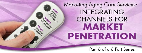 Integrating Channels for Market Penetration.