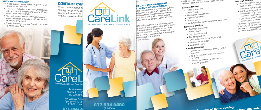 Carelink brochure