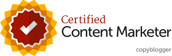Certified Content Marketer