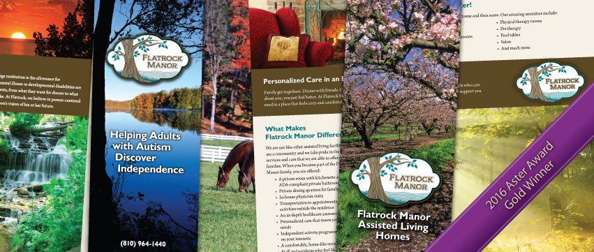 Flatrock Manor brochures