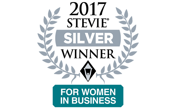 2017 Stevie Silver Award