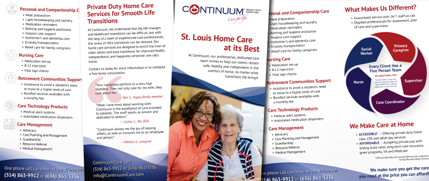 home health agency marketing