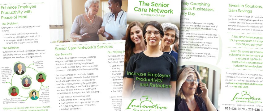 Innovative Senior Solutions brochure