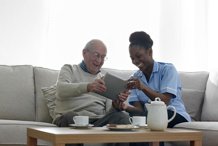 elder care marketing